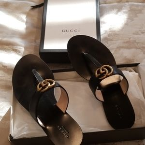 Gucci Shoes - Gucci thong slipper sandals